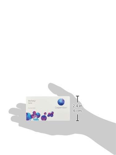 Biofinity Monatslinsen weich, 6 Stück / BC 8.6 mm / DIA 14.0 / -1,50 Dioptrien - 4