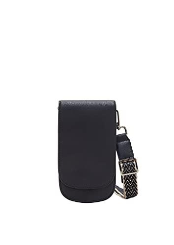 s.Oliver (Bags Damen 201.10.104.30.270.2100475 Handy Tasche, Dark Blue, 1