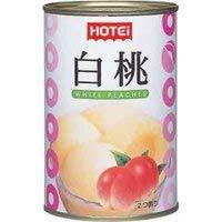 ホテイフーズ フルーツ缶詰 白桃 4号缶 425g