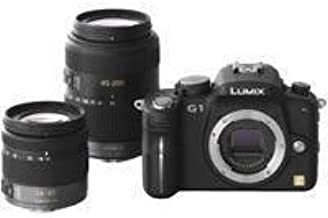 Panasonic Lumix DMC-G1W - Cámara Réflex Digital 13.1 MP (Objetivo ...