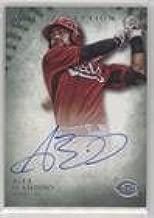 Alex Blandino #/99 (Baseball Card) 2015 Bowman Inception - Prospect Autographs - Green #PA-ABL