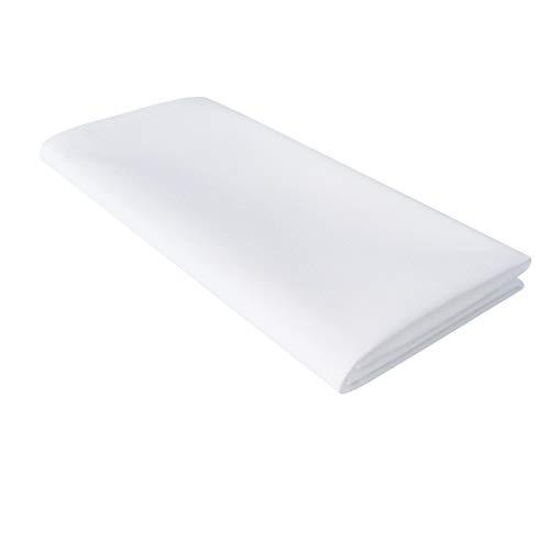 Treb Horecalinnen Stoffservietten, 10 Stück, Weiß, 51x51cm, 20x20 inch