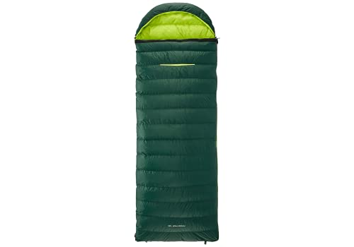 Y by Nordisk Tension Brick 600 Schlafsack XL Scarab/Lime 2021 Quechua Schlafsack