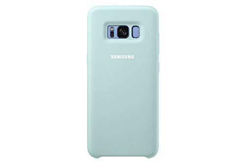 Samsung Dream Silicone Cover, Funda para smartphone Samsung Galaxy S8, Azul