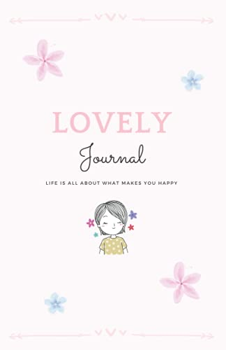 Lovely Journal Pink