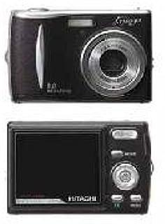日立製作所 デジタルカメラ 約900万画素CMOSセンサー 2.4型TFT液晶モニター HDC-901