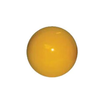 Manuel Gil Bola futbolin superdura Amarillo 36g Gramos 34mm