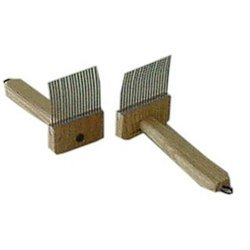 Louet Single Row Mini-Combs for Spinning Fiber Preparation