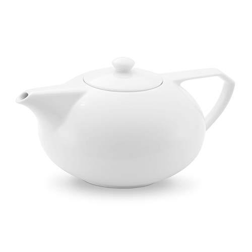 Friesland Teekanne 1,3l Ecco Weiß
