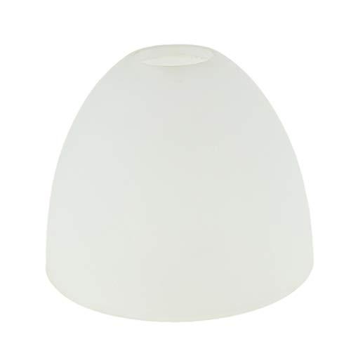 Baoblaze Candelabro de Tocador de Ventilador de Techo de Repuesto Surtido Pantalla de Vidrio Transparente - Estilo 3, Individual