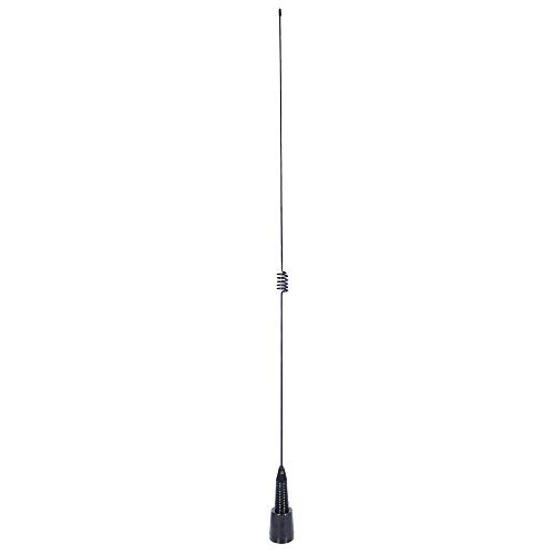 Midland 6 dB Gain Antenna with Durable Spring Base and NMO Connection - Works with Midland MicroMobile MXT105, MXT115, MXT275, MXT400