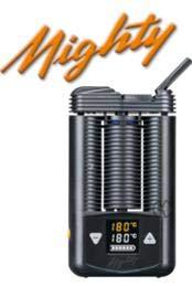 Weedness Vaporizer Mighty - Kräuterverdampfer Herb Vaporiser Verdampfer Pen