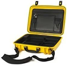product image for Seahorse SE710 Extended Computer Case, Yellow, One Size