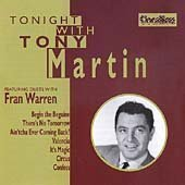 Tonight With Tony Martin by Tony Martin (2001-02-13)