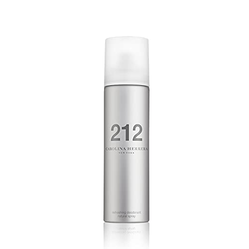 Carolina Herrera 212 Desodorante Mujer, 150 ml