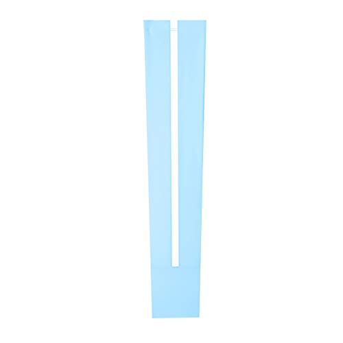 JONINOT Cooling Arm Sleeves Cover UV Sun Protection Outdoor Sports for Men Women 1 Pair Blue