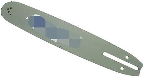 14 pulgadas guía barra 3/8 .050 52DL para EFCO Partner POULAN Echo E155 CS-350T 320 330 351 360 2600 3000 3600 ECS1850 2000 3000 motosierra