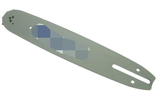Barra de guía de 14 pulgadas 3/8 .050 52DL para EFCO Partner POULAN compatible con echo E155 CS-350T 320 330 351 360 2600 3000 3600 ECS1850 2000 3000 motosierra