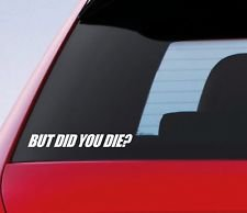 funny car stickers - 5