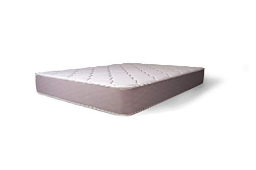 Spring Dreams 9' Two-Sided Pocket Coil Mattress, Made in The USA, Full
