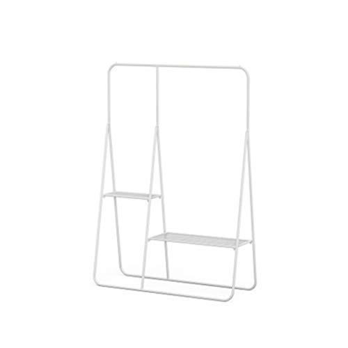 GXju- Furniture Perchas de metal para Hotel, creatividad, barra pesada, multifunción, dormitorio, sala de conferencias, sala de exposiciones, fácil de usar y pesadas perchas