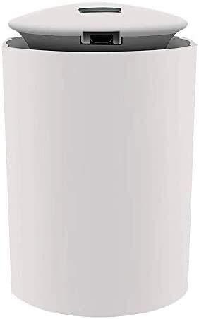 YYhkeby USB Capacidad de Gran Capacidad Humidificador Purificador bacteriostático de Iones Negativos portátiles con lámpara de atmósfera de Tres Colores Jialele