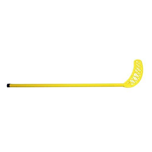 Softee Equipment 0011121 Stick Hockey Mango Redondo, Unisex, Blanco, S
