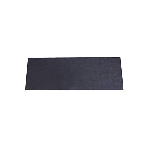 Zhangjie Exercise Equipment Mat, Heavy Duty Equipment Mat, Exercise Bike Mat, Jump Rope Mat, Gym Mat Use On Hardwood Floors and Carpet Protection