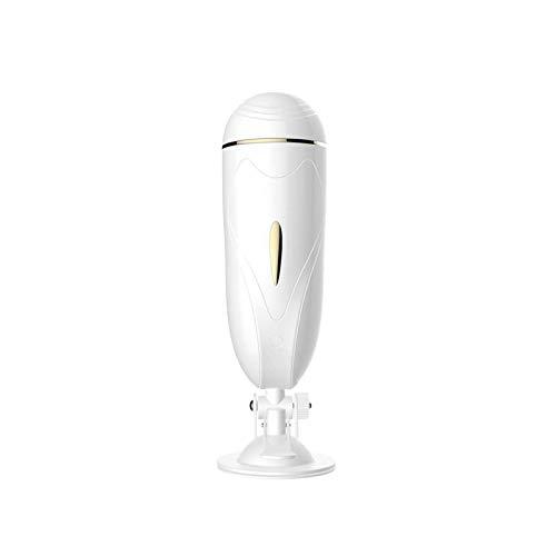Heizung Oral Mulit Geschwindigkeiten V-I-bRating Male M-ásturbátor Elektro lecken saugen Automatische Oral Wasserdicht Maschine Spielzeug for Mann-T-Shirt XM1209-18-23-52