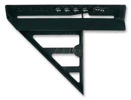 Dremel DSM840 Gehrungswinkel-Vorsatz (Zubehörsatz für Dremel DSM20 Kompakt-Kreissäge mit 1 Vorstatz zum Schneiden von Fußbodenleisten, Geradschnitten, Gehrungsschnitten)