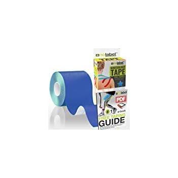 Rocktape H2O EXTRA appiccicoso IMPERMEABILE Rotolo di nastro per sportivi Kinesiologia 5M-Beige