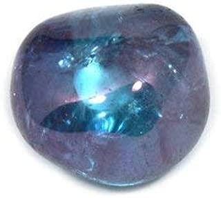 CrystalAge Tanzanite Aura Quartz Tumble Stone