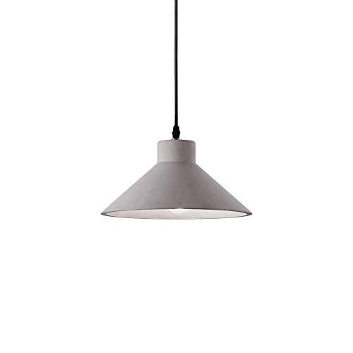Oil-6 SP1 Cemento 129099, Sospensione, Ideal Lux