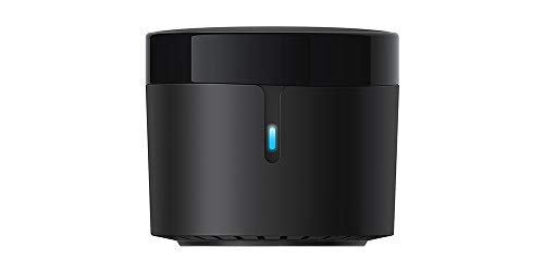 Broadlink - RM4 Mini - Universelle IR-Audio-Video-Fernbedienung, Smart Home WLAN Remote-Hub, kompatibel mit Alexa (RM4 Mini)