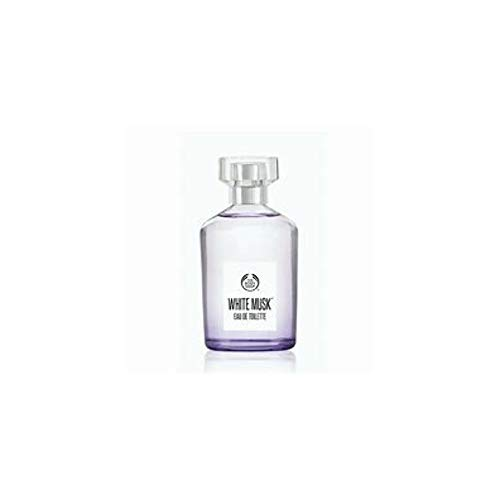 The body shop Body Shop Edt White Musk 100Ml - 1 Unidad
