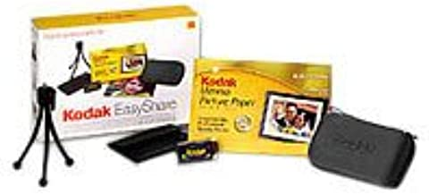 Kodak Easyshare Digital Camera Starter Kit for CX & DX Cameras (paper, batteries, Tri-Pod, Camera case, memory card case)