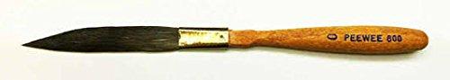 Pinstriping penseel Andrew Mack - Peewee 800 Serie - maat 0