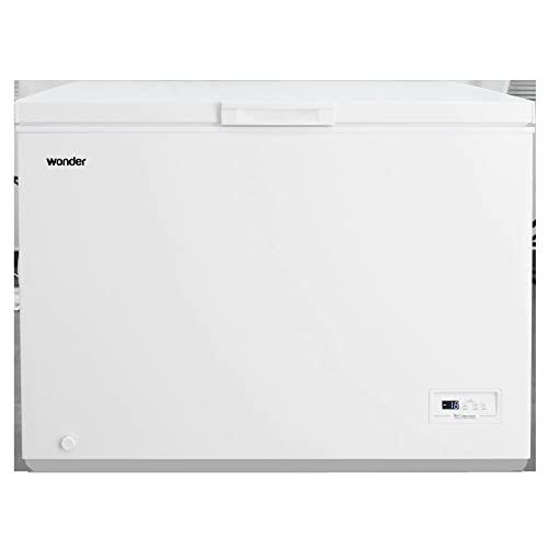 Wonder WDCH03316DDC Congelador Arcón Horizontal en Blanco. 308 Litros de Capacidad. Bajo nivel Sonoro. A+/F