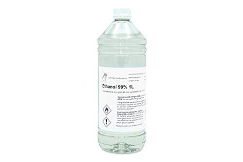 Etanolo – alcool etilico 99 % denominato con Bitrex.