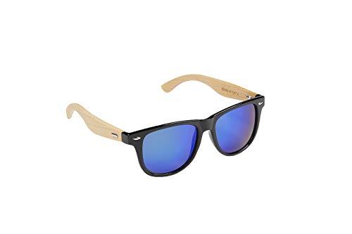 Eyelevel Sunglasses Echo FR.Noire Gafas de Sol, Adultos Unisex, G.Blue (Azul), Talla Única