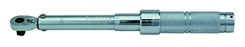 Proto J6064CXCERT 3 8  Drive Ratcheting Head Micrometer Torque Wrench,40-200  LB