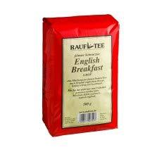 Rauf Tee Schwarztee - English Breakfast 500g