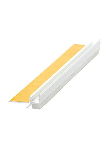 30 x Anputzleiste 6 mm mit Schutzlippe 260 cm = 78 lfdm Anputzleiste APU-Leiste APU Putzleiste Fensterleiste Fensterprofil