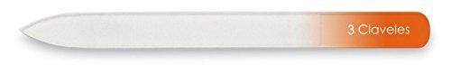 3 Claveles 12335 Lima Cristal, Esterilizable de 14 cm