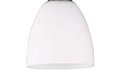Lampenkap Timo, 63921 E 27 o.a. voor LED-glas, reservelamp, scherm, vervangend scherm, lampglas voor hanglamp, tafellamp, schijnwerper, lamp