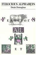 Ferocious Alphabets 0316189804 Book Cover