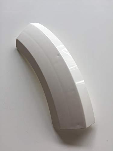 Griff Türgriff für Trockner Wäschetrockner Weiß passend für Bosch Siemens Neff WT WTE WTS WTV WTW CWA CWK MAXX SPL27343 wie 644221 00644221
