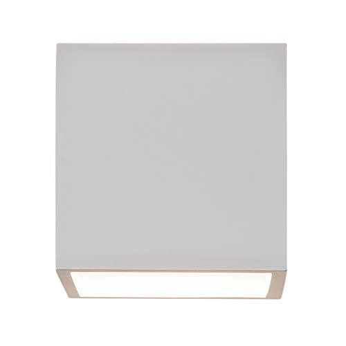 Astro 0917 E14 Pienza Applique Plâtre blanc 230 V 60 W