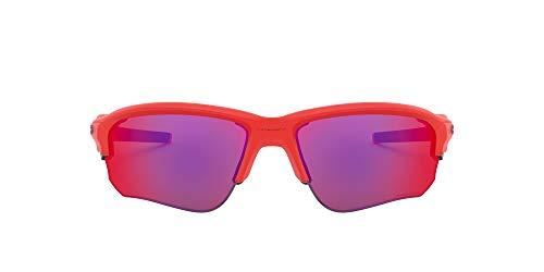 OAKLEY Flak Draft Oo9364 936405 67 Mm Gafas de sol para Hombre, Rojo/Negro, 0