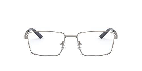 Arnette AN6123 - Gafas recetadas para hombre (53 mm), color gris plomizo mate